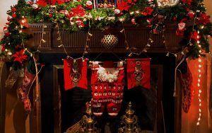 La navidad en los países anglosajones