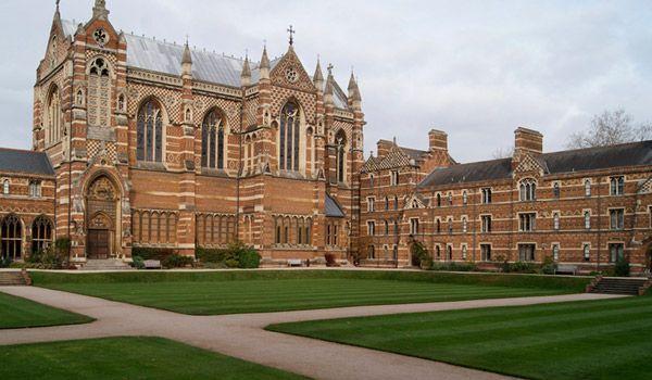 universidad en el extranjero - University of Oxford