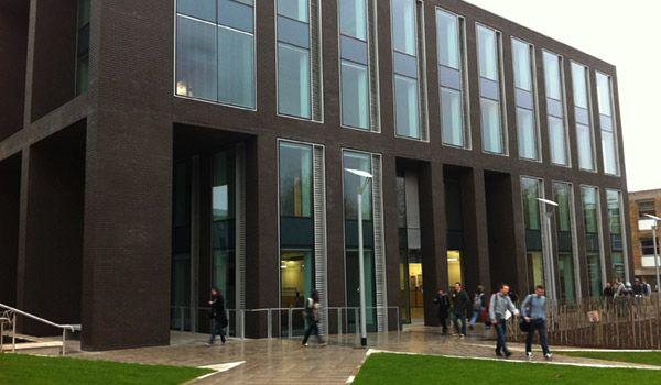 universidad en el extranjero -Lancaster University