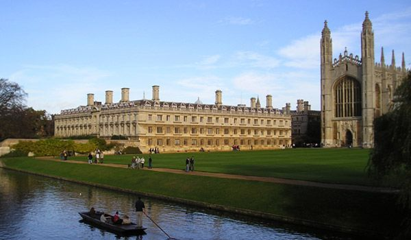 universidad en el extranjero - University of Cambridge