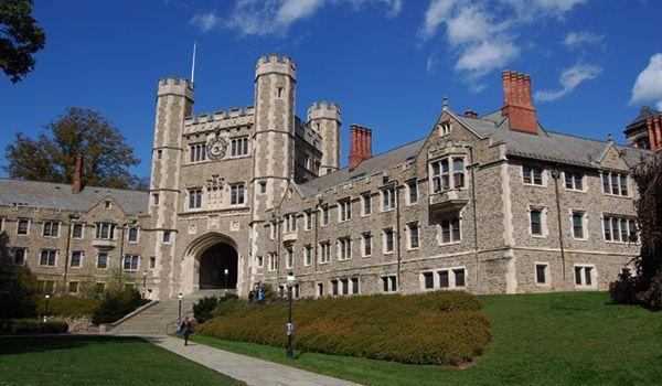 estudiar la carrera Princeton University