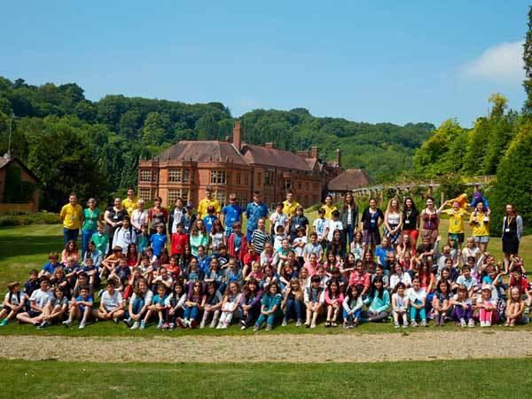 cursos de verano para jóvenes Inglaterra Woldingham ASTEX