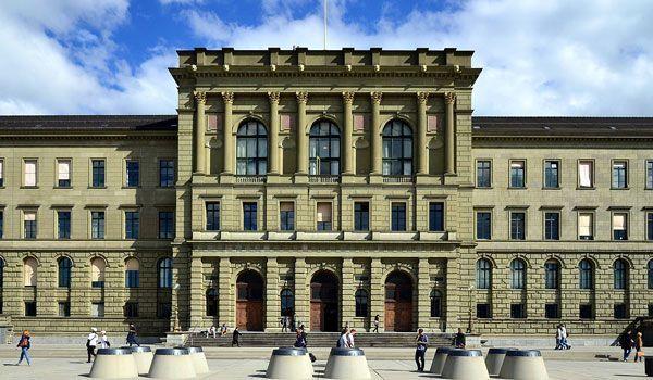 estudiar la carrera en el extranjero ETH-Zurich