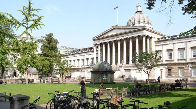 universidad en Reino Unido