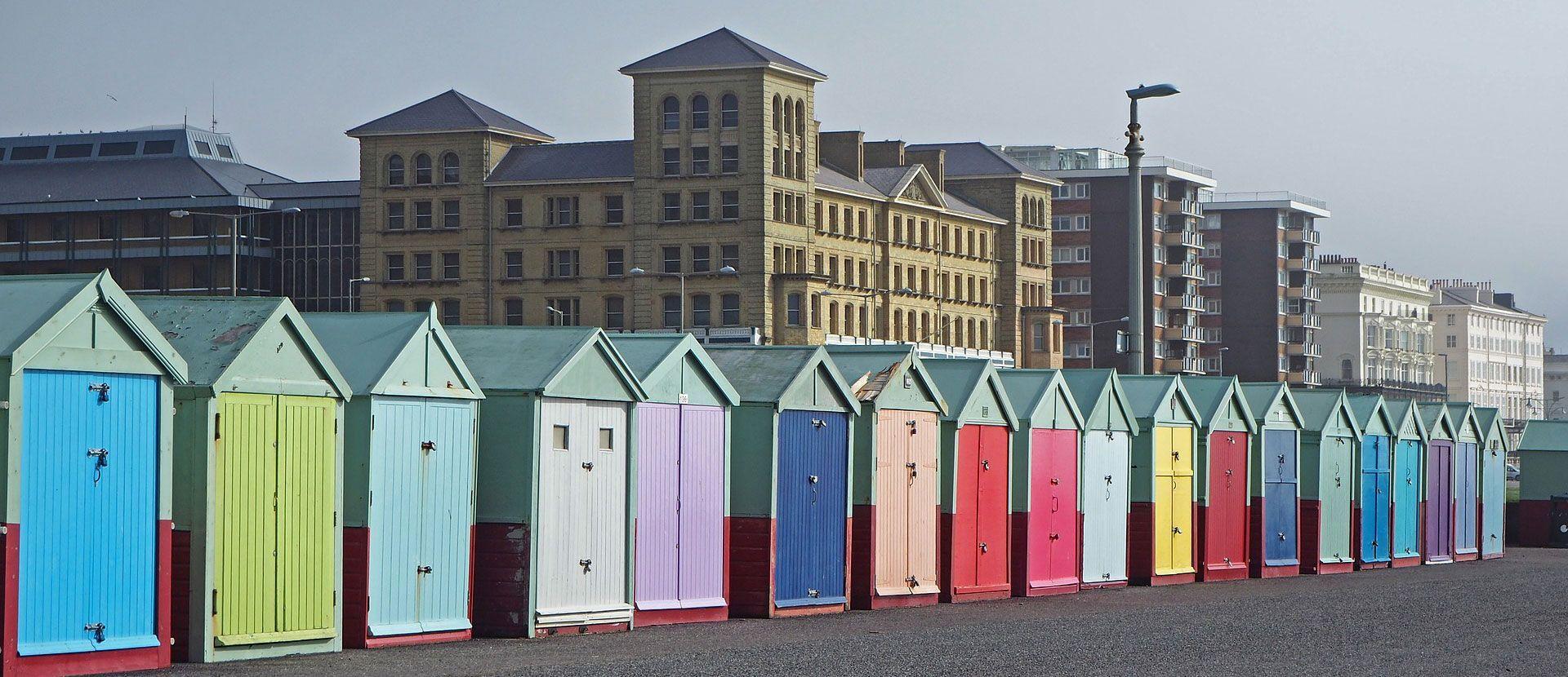 Brighton EC Reino Unido curso de ingles ASTEX