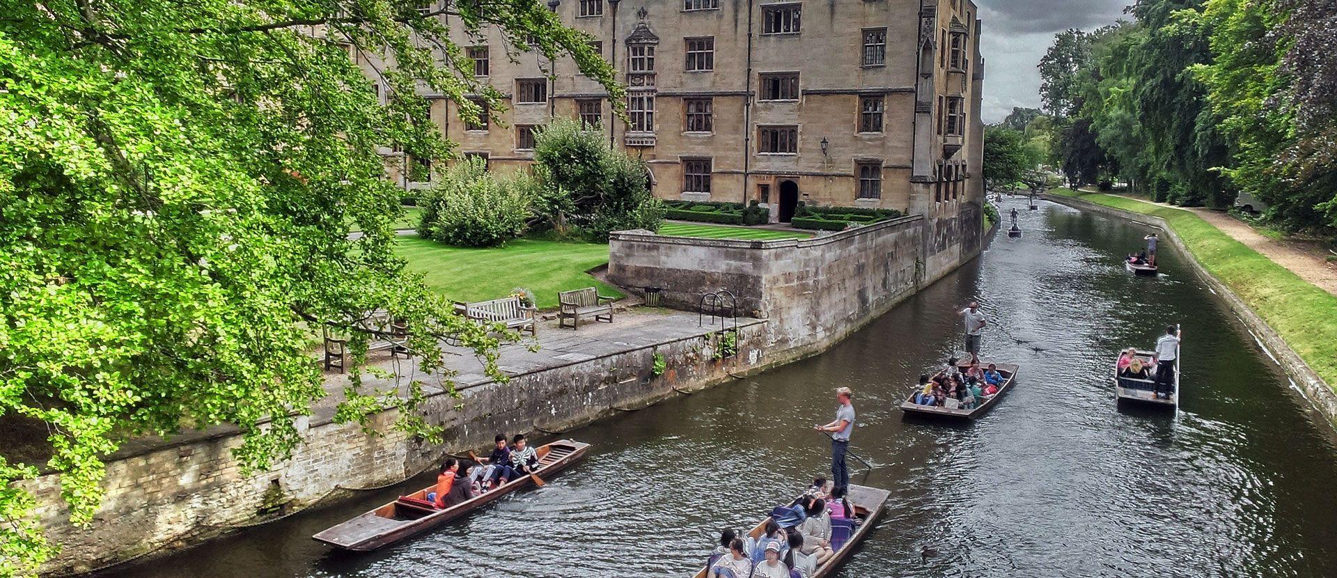 Cambridge Arts Cambridge Reino Unido curso de ingles ASTEX
