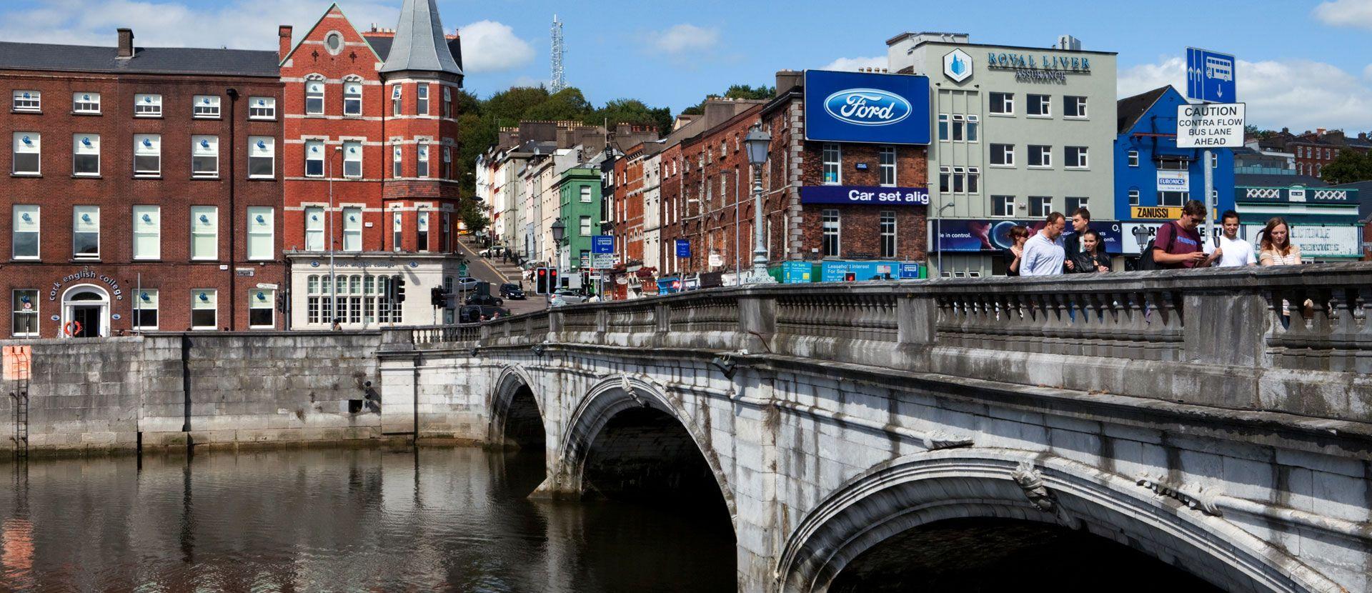 Cork English College Irlanda curso de ingles ASTEX