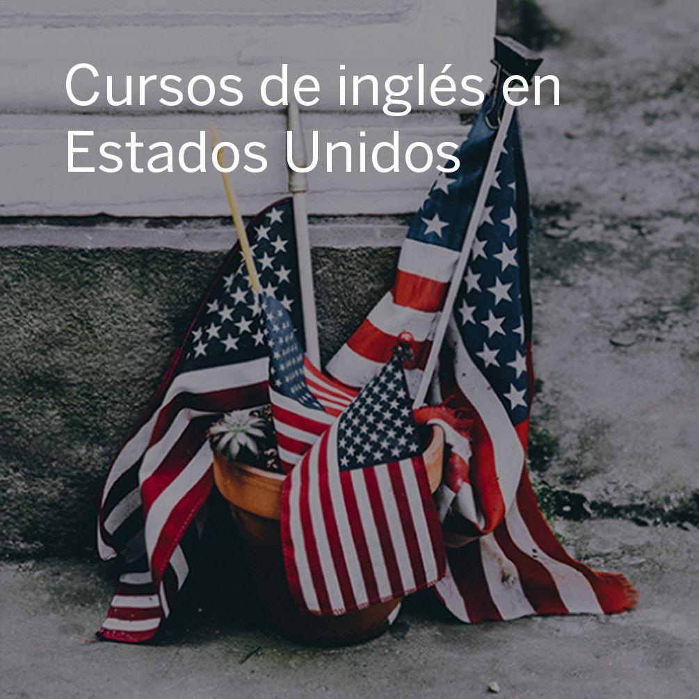 Cursos de inglés en Estados Unidos