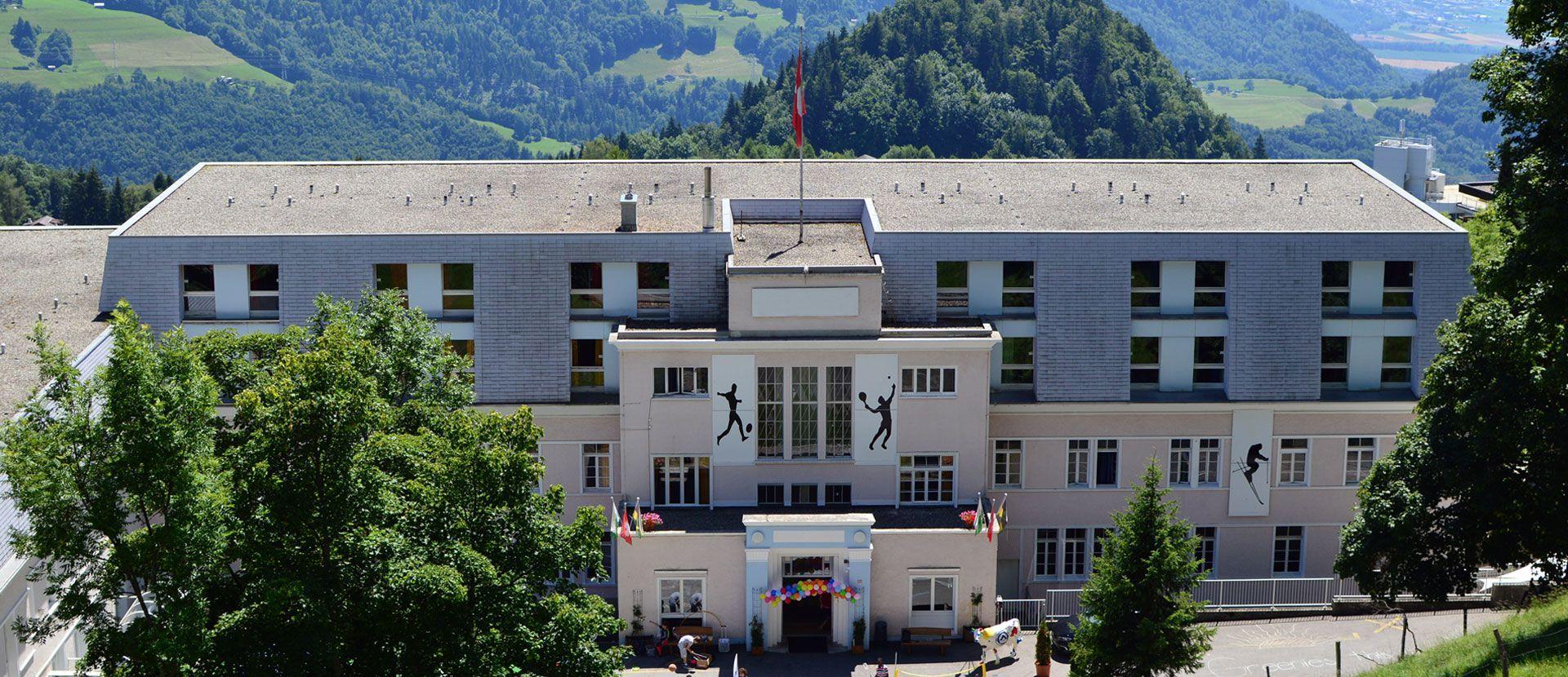 camp Leysin Suiza campamento americano ASTEX 0