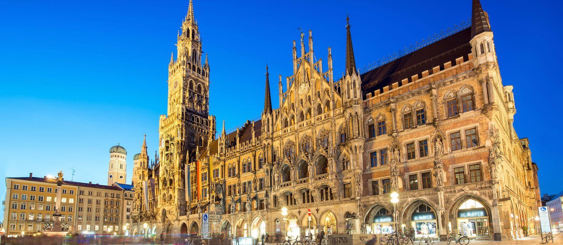 Munich inlingua Alemania curso de aleman ASTEX