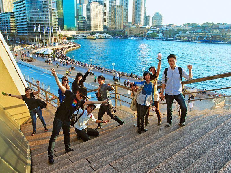 Sidney-ILSC-Australia-curso-de-ingles-ASTEX-7