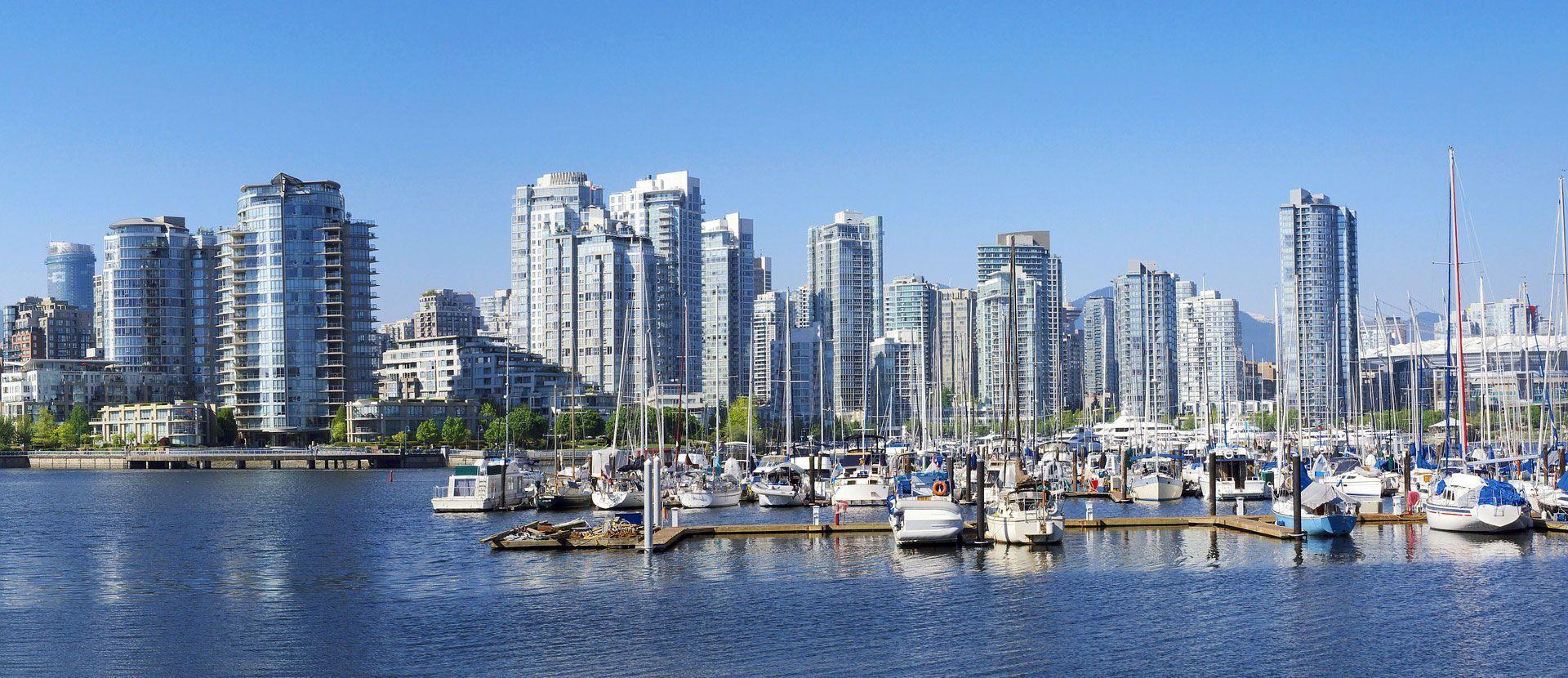 Vancouver EC Canada curso de ingles ASTEX