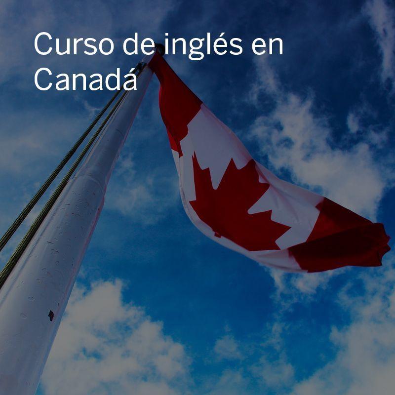 Cursos de inglés en Canadá