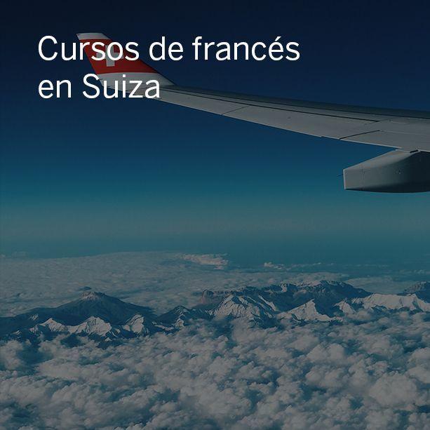 Cursos de francés en Suiza