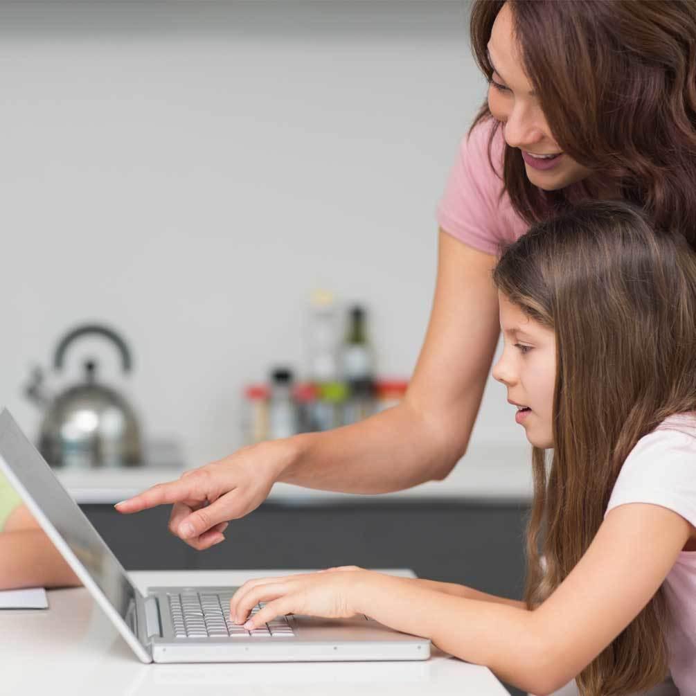Cursos virtuales para niños