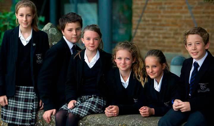 ano escolar Reino Unido ASTEX
