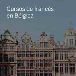 Curso de francés en Bélgica