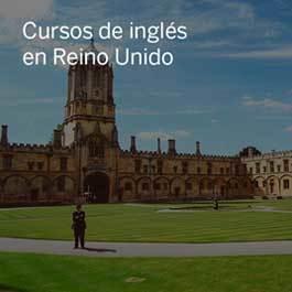Cursos de inglés en Reino Unido