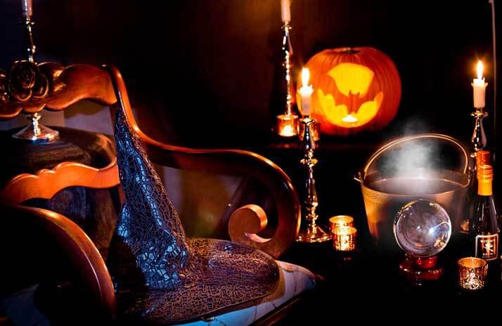Halloween en el mundo ASTEX