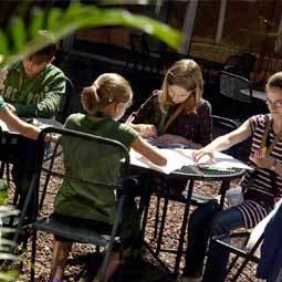 programa de inmersión lingüística para niños ASTEX