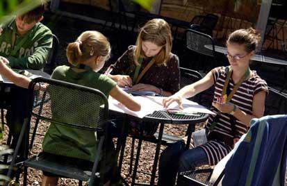 cursos de inmersión lingüística para niños ASTEX