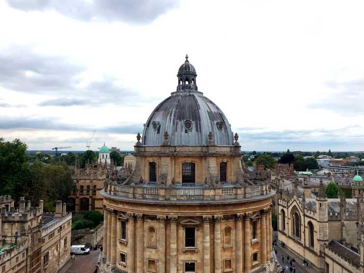 universidad en el extranjero Reino Unido Oxford ASTEX
