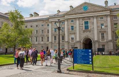Curso en Trinity College ASTEX