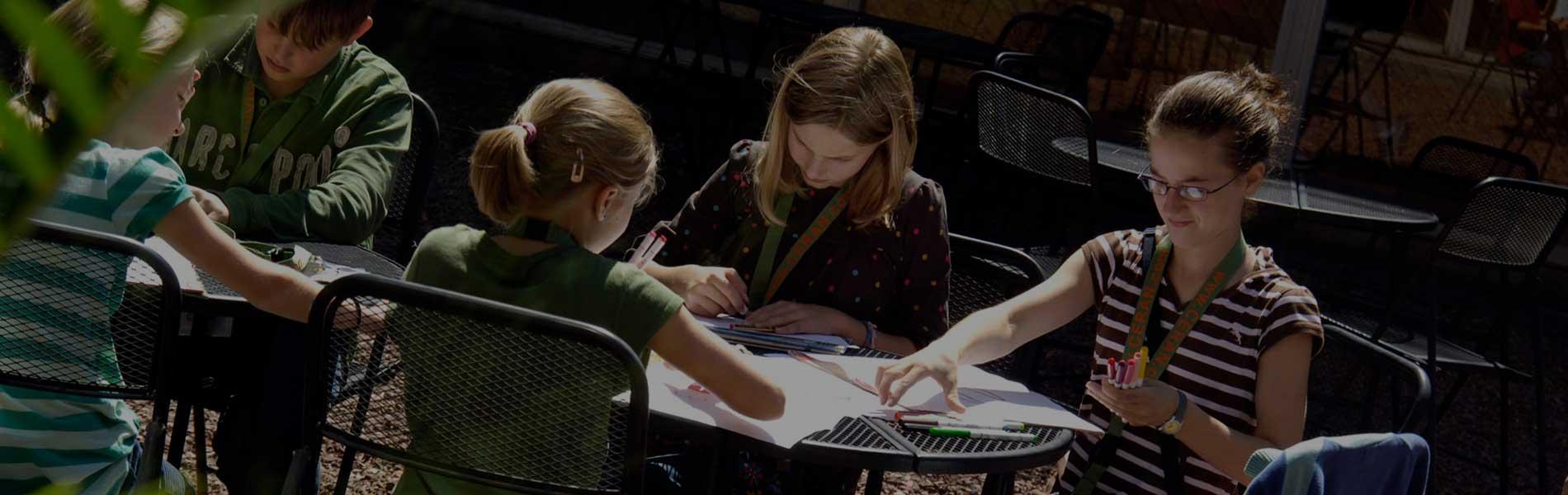 Programas de inmersión lingüística para niños
