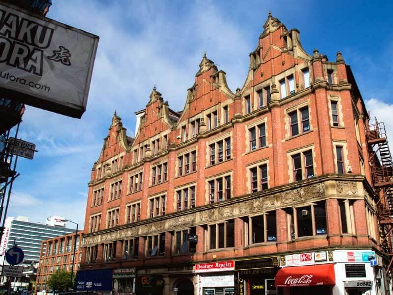 Manchester BSC ASTEX