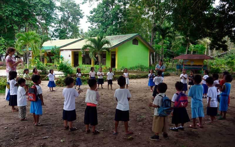 voluntariado Islas Filipinas ASTEX