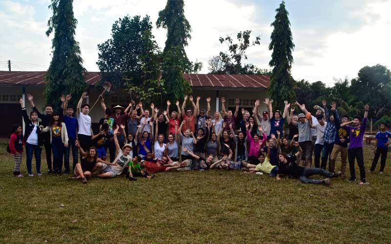 Voluntariado en Laos ASTEX