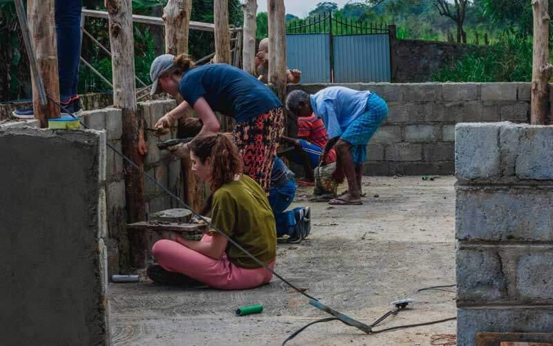 voluntariado Sri Lanka ASTEX