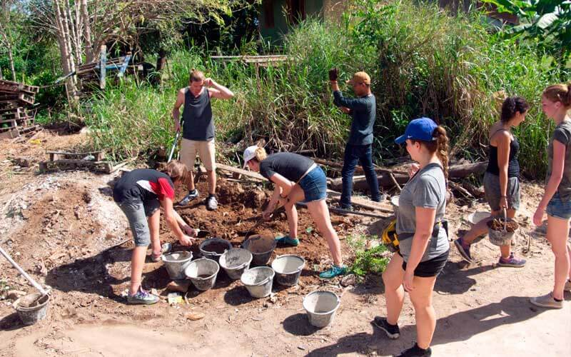 voluntariado Costa Rica ASTEX