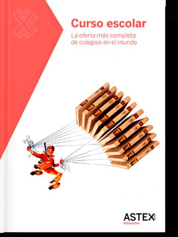 ASTEX catálogo curso escolar extranjero