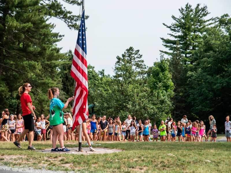 campamentos de verano en inglés Camp Pocono ASTEX