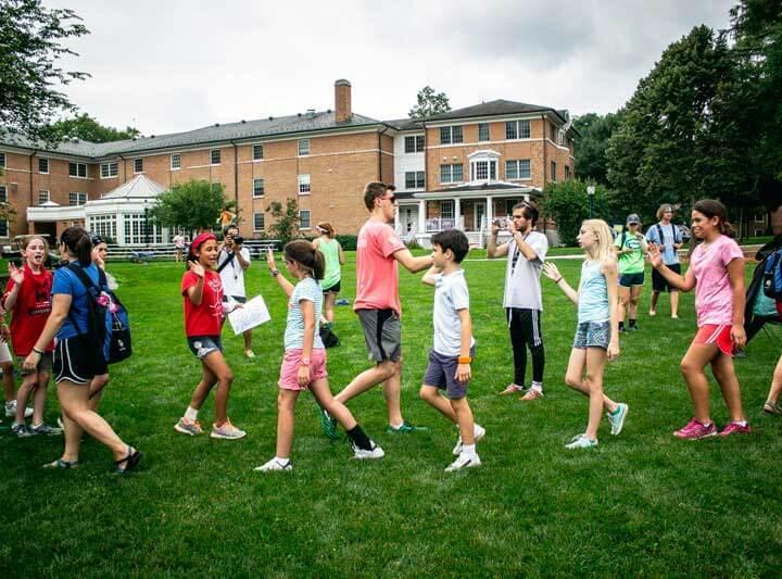 campamentos de verano en inglés Mercersburg ASTEX