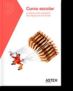 catálogo curso escolar ASTEX