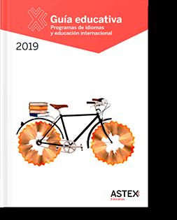catálogo programas de idiomas en el extranjero ASTEX