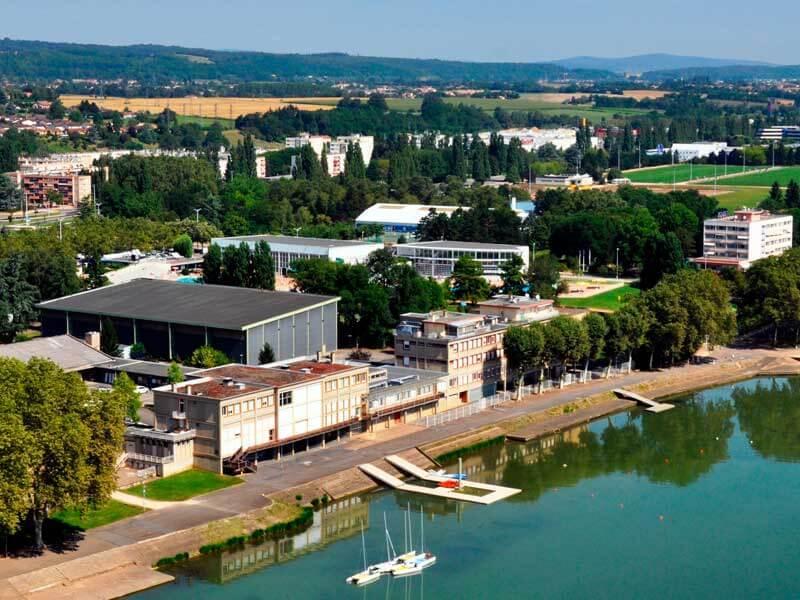 cursos de verano en Francia Mâcon ASTEX