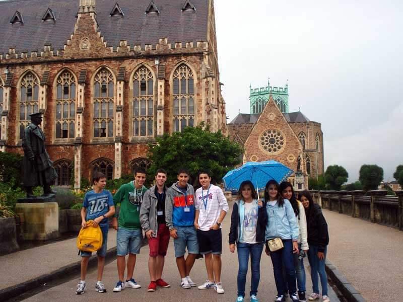 actividades estancias en el extranjero para colegios ASTEX School Travel