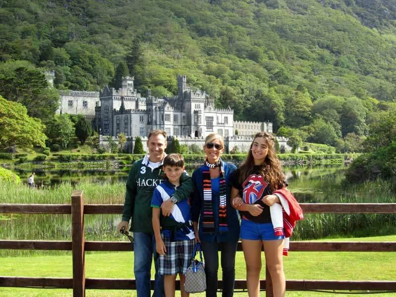 colegio público en convivencia con familia para colegios ASTEX School travel