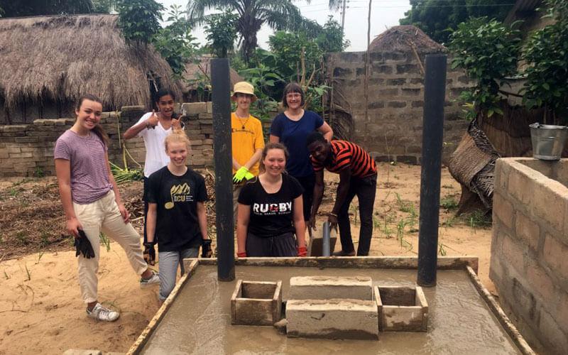 proyectos voluntariado en Ghana grupos jovenes ASTEX