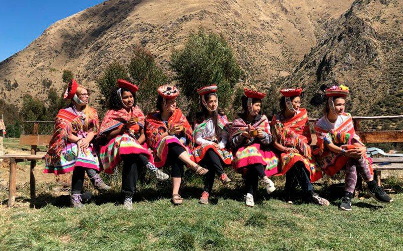 voluntariado en Perú para jóvenes ASTEX