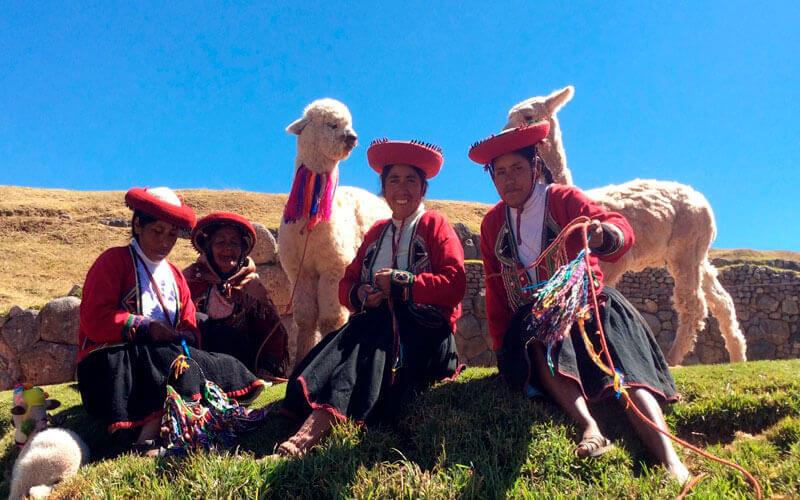 voluntariado en Perú para jóvenes grupos ASTEX