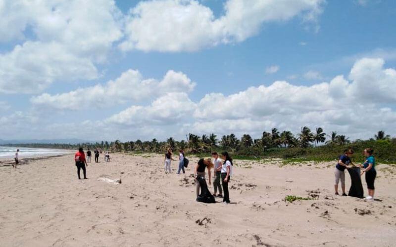 programa voluntariado internacional republica dominicana ASTEX