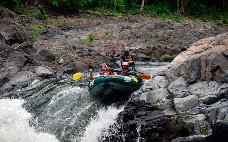 voluntariado Costa Rica para jóvenes con americanos ASTEX