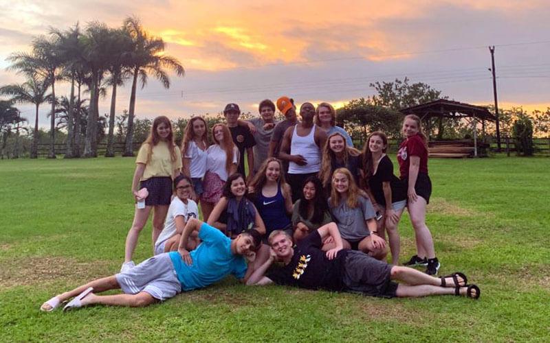 programas voluntariado en Costa Rica para jóvenes ASTEX