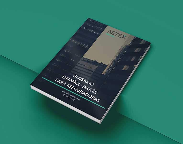 Glosario español-inglés para aseguradoras