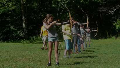 Camp Hidden Valley curso de inglés en Estados Unidos para niños