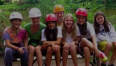 Camp Keny campamento ingles en Estados Unidos niños